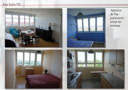 avant travaux - Renover Un Appartement A Moindre Cout