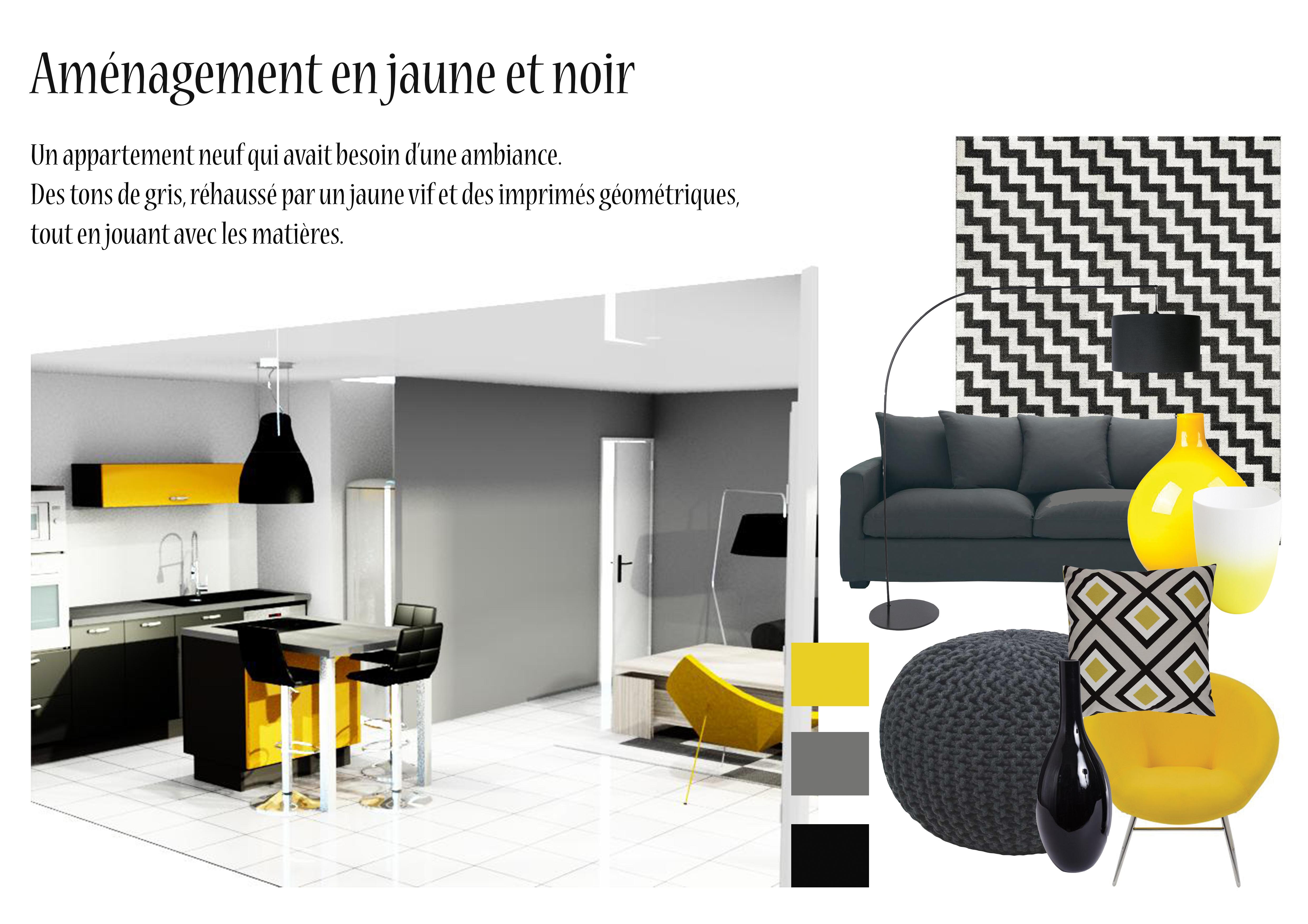 jaune et noir 2